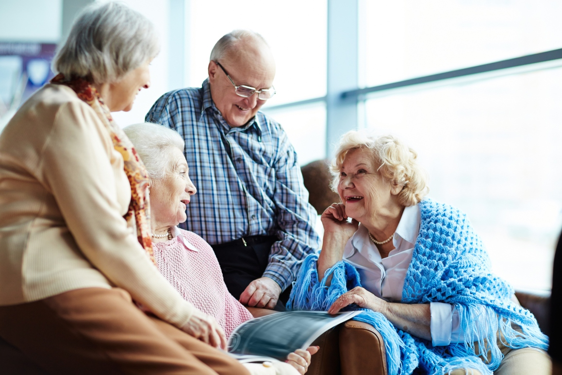 soziale kontakte senioren