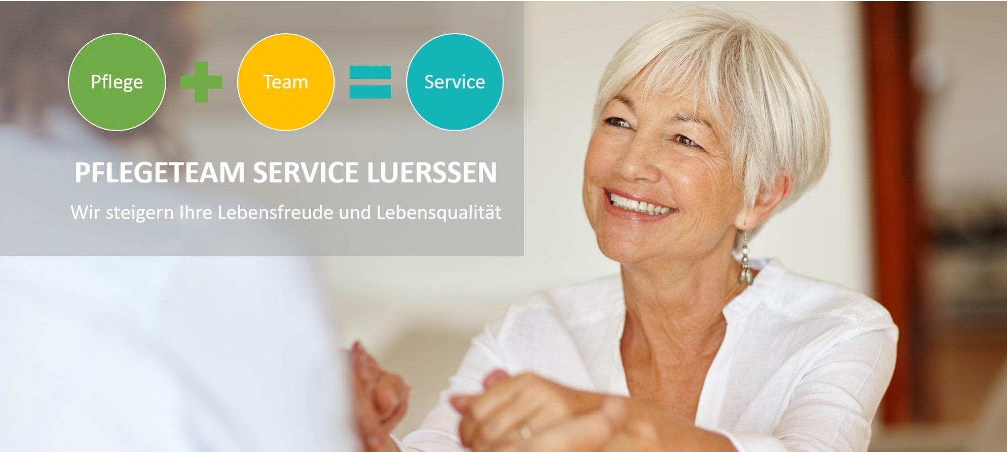 PFLEGETEAM-SERVICE LUERSSEN